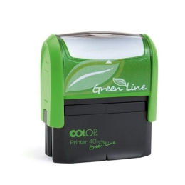 Green Line PRINTER 40 Colop (23x59mm)