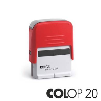 Pieczątka COLOP Printer 20 (14x38mm)