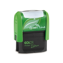 Green Line PRINTER 20 Colop (14x38mm)