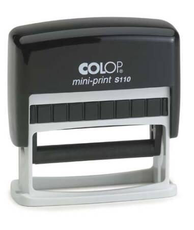 Pieczątka MINI LINE Colop S110 (8x52mm)